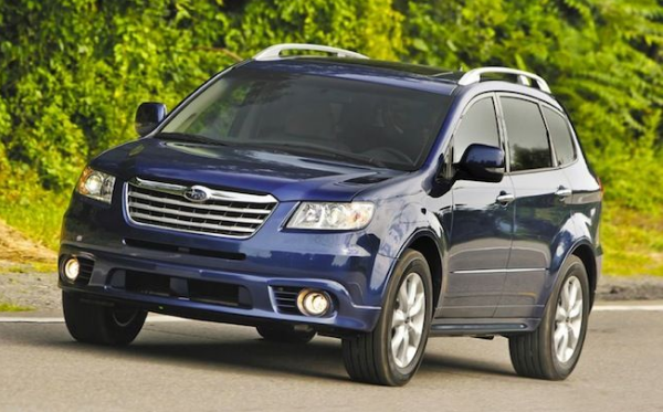 2013 Subaru Tribeca Owners Manual