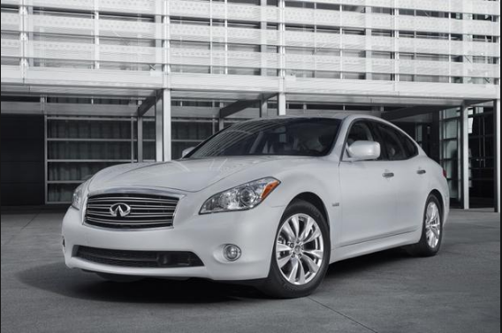 2014 Infiniti Q70 Owners Manual and Concept