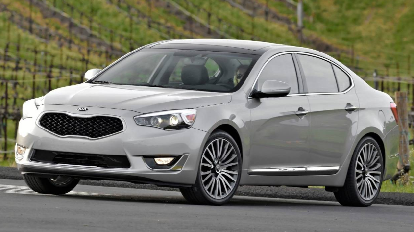 2014 Kia Cadenza Owners Manual