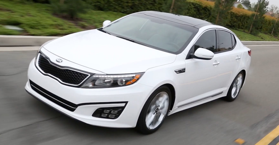 2014 Kia Optima Owners Manual