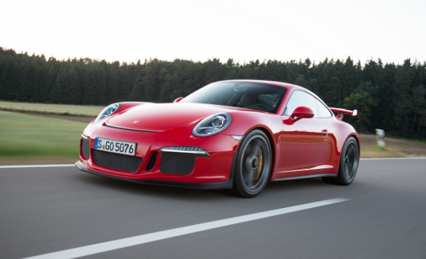 2014 Porsche 911 Owners Manual