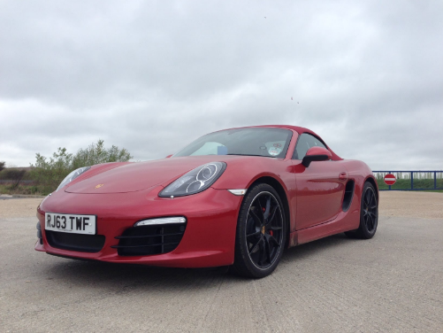 2014 Porsche Boxster Owners Manual