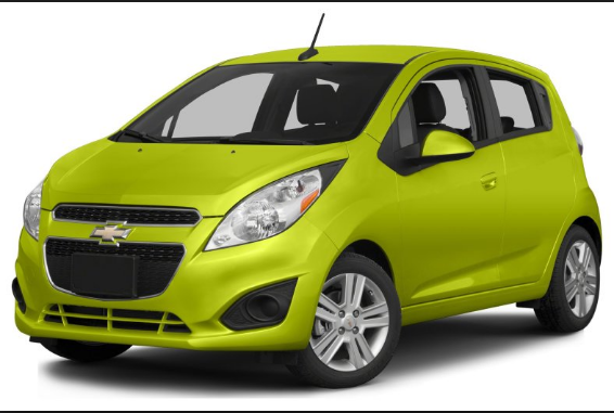 2015 Chevrolet Spark Owners Manual