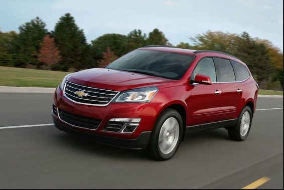 2015 Chevrolet Traverse Owners Manual