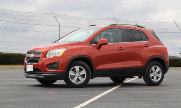 2015 Chevrolet Trax Owners Manual