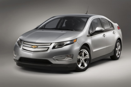 2015 Chevrolet Volt Owners Manual