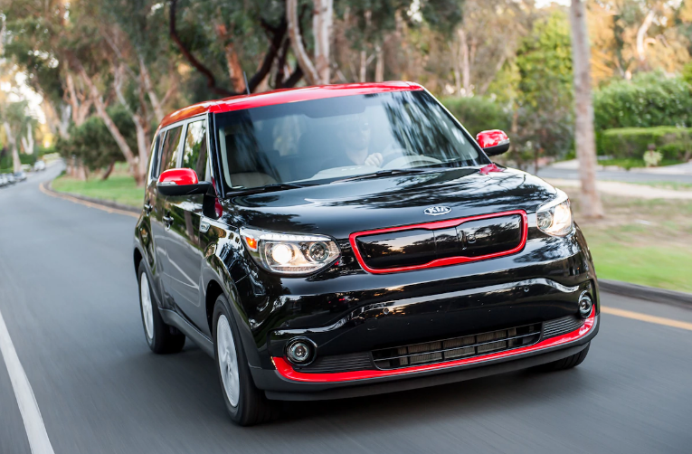 2015 Kia Soul EV Owners Manual