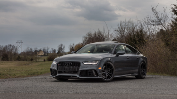 2016 Audi RS7 Owners Manual