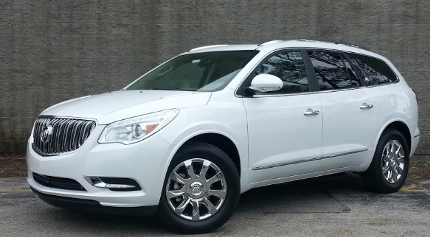 2016 Buick Enclave Owners Manual