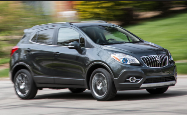Buick encore 2015 owner manuals