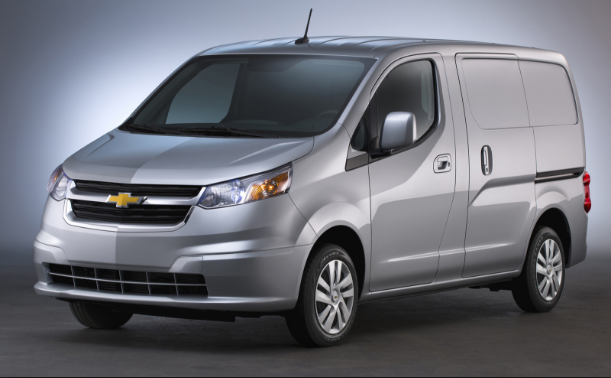 2016 Chevrolet City Express Owners Manual