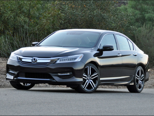 2016 Honda Accord Sedan Owners Manual