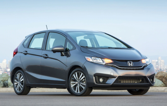 2016 Honda Fit Owners Manual