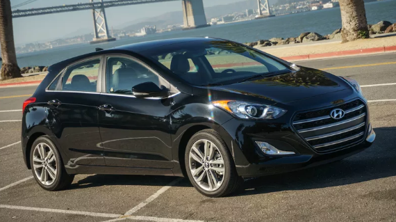 2016 Hyundai Elantra GT Owners Manual