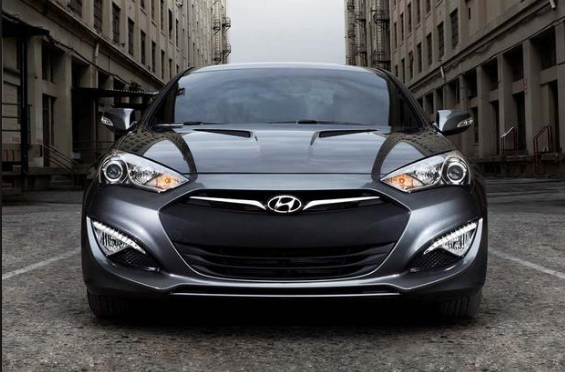 2016 Hyundai Genesis Coupe Owners Manual