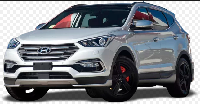 2016 Hyundai Santa Fe Owners Manual