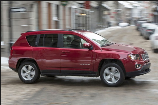 2016 Jeep Compass Owners Manual