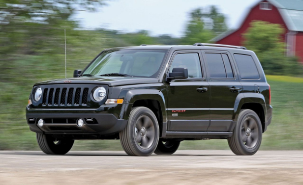 2016 Jeep Patriot Owners Manual