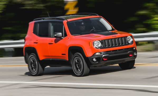 2016 Jeep Renegade Owners Manual