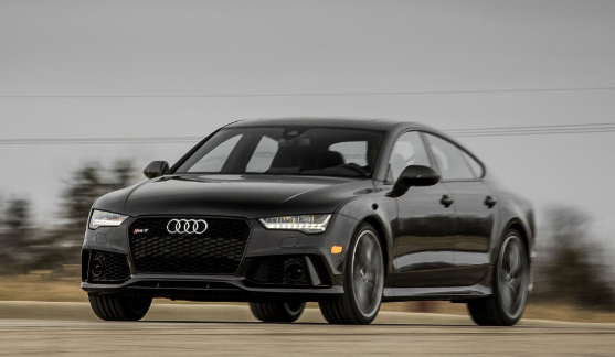 2017 Audi RS7 Owners Manual
