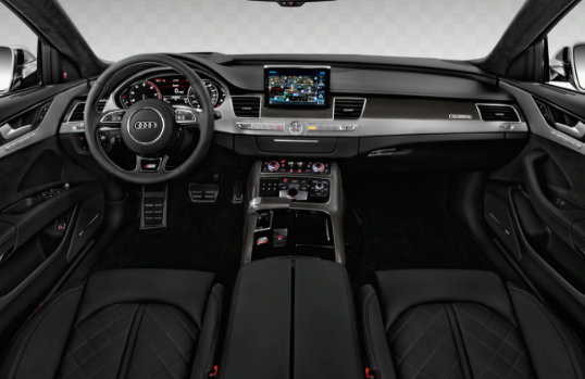2017 Audi S8 Interior and Redesign