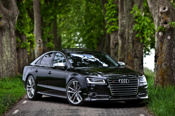2017 Audi S8 Owners Manual and Concept