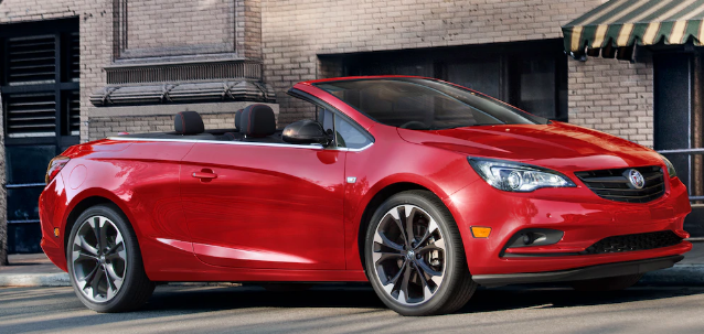 2017 Buick Cascada Owners Manual
