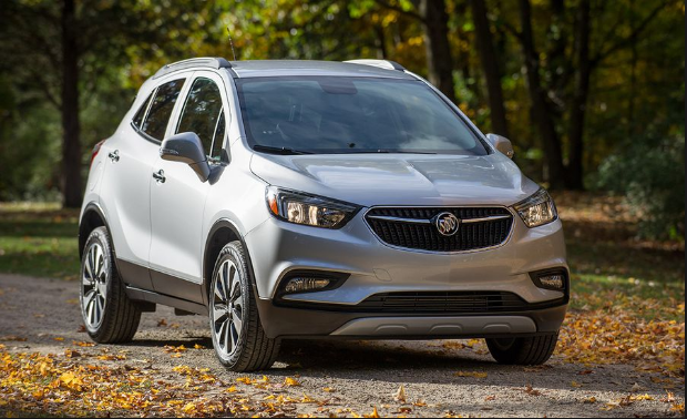 2017 Buick Encore Owners Manual