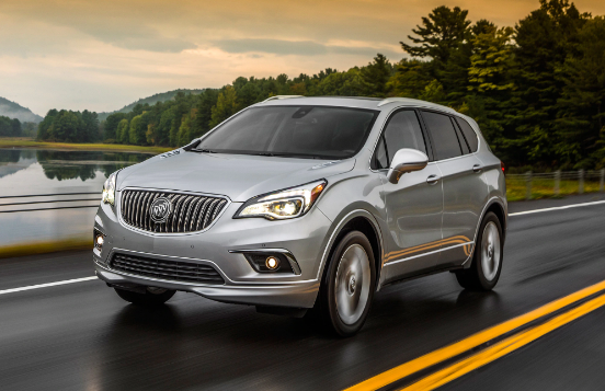 2017 Buick Envision Owners Manual
