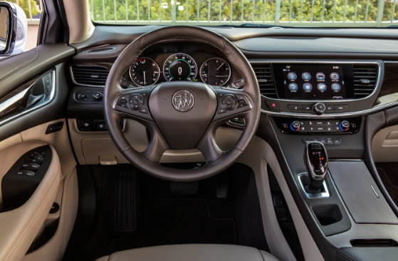 2017 Buick Regal Interior and Redesign