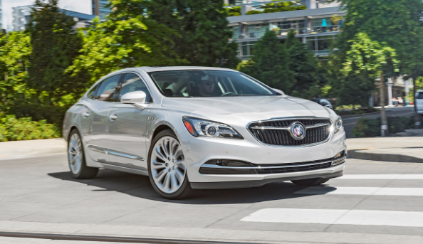 2017 Buick Regal Owners Manual