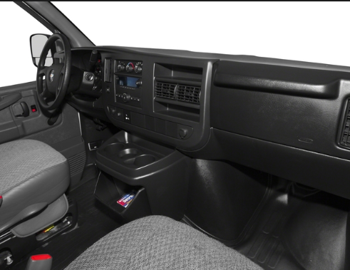 2017 Chevrolet Express 2500 Interior and Redesign