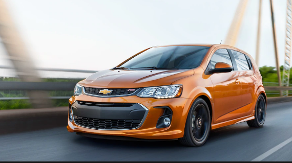 2017 Chevrolet Sonic Owners Manual
