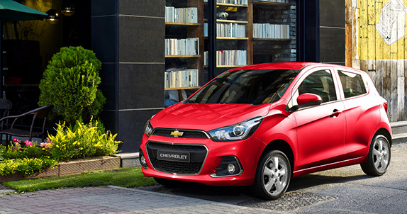 2017 Chevrolet Spark Owners Manual