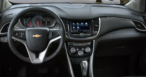 2017 Chevrolet Trax Interior and Redesign