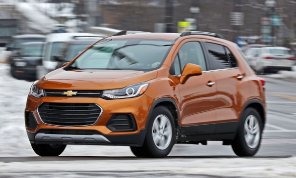 2017 Chevrolet Trax Owners Manual