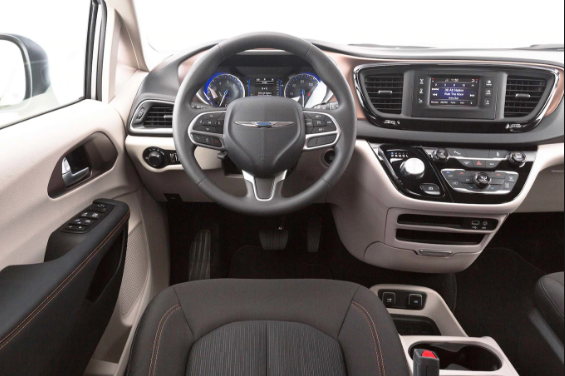 2017 Chrysler Pacifica Interior and Redesign