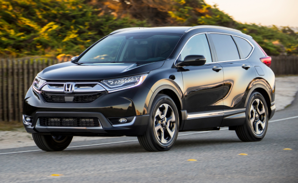 2017 Honda CR-V Owners Manual