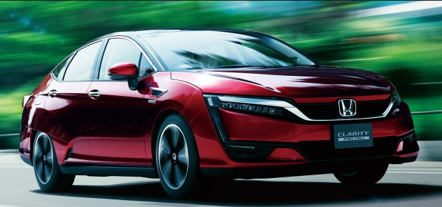 2017 Honda Clarity Owners Manual