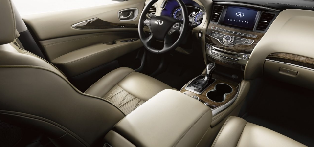 2017 Infiniti QX60 Hybrid Interior and Redesign