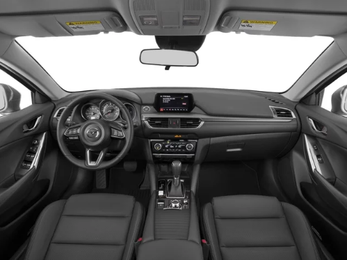 2017 Mazda 6 Interior and Redesign