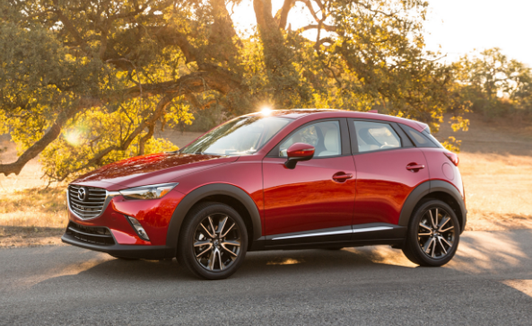2017 Mazda CX-3 Onwers Manual
