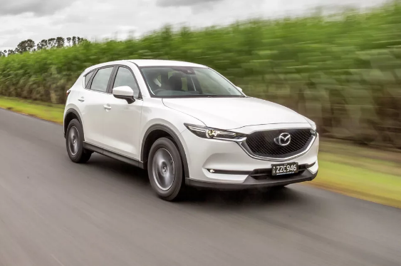 2017 Mazda CX-5 Owners Manual