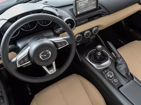 2017 Mazda MX-5 Miata Interior and Redesign