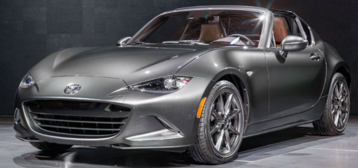 2017 Mazda MX-5 Miata Owners Manual