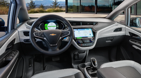 2018 Chevrolet Bolt EV Interior and Redesign