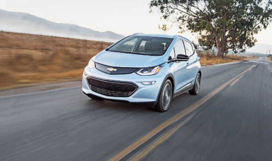 2018 Chevrolet Bolt EV Owners Manual