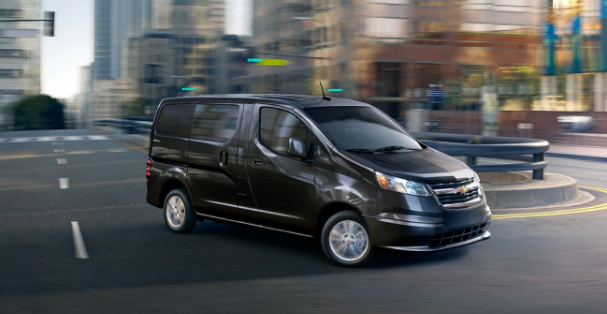 2018 Chevrolet City Express Owners Manual