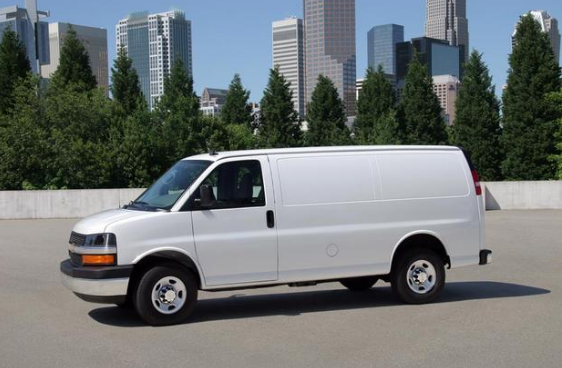 2018 Chevrolet Express 2500 Owners Manual