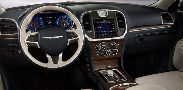 2018 Chrysler 300 Interior and Redesign